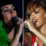 Os makes de Katy Perry e Rihanna no Rock in Rio