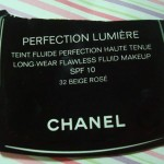 Base Perfection Lumiére da Chanel = pele de boneca