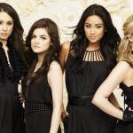 As maquiagens das atrizes de Pretty Little Liars