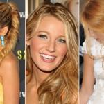 Confira penteados com tranças lindas de Blake Lively