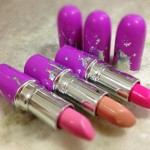Batons da Lime Crime: Coquette, Great Pink Planet e Countessa Flourescent