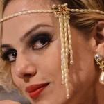 A maquiagem das mulheres do Bataclã da novela Gabriela