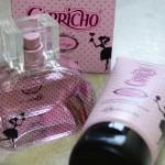 Perfume e Hidratante da linha Vintage da CAPRICHO para O Boticário