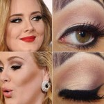 Tutorial - make inspirado em Adele