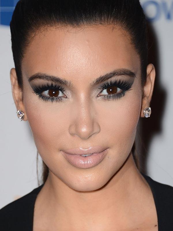 Kim Kardashian é libriana do dia 21/10.