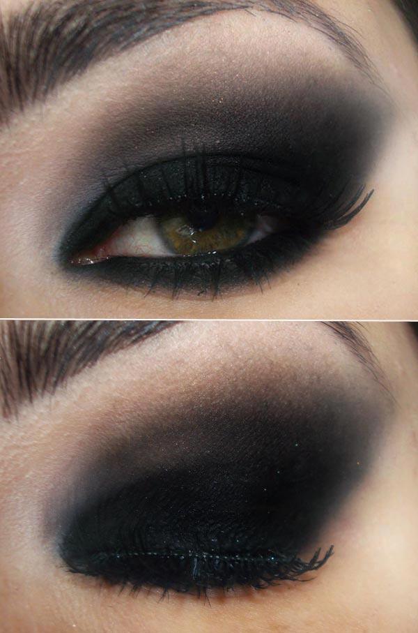 Fabuloso Tutorial - maquiagem com olho preto de Claudia Leitte LE73