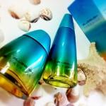 Cheirinho de mar com a fragrância Blue Rush Paradise da Avon