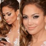 15 maquiagens do Golden Globe / Globo de Ouro 2013