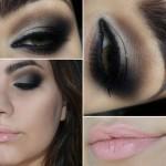 Tutorial - maquiagem de gata com sombras da Makeup Geek