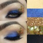 Tutorial - maquiagem da Sereia da Isis Valverde