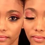 Maquiagem para o Carnaval de gala por Juliana Rakoza