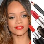 O batom vermelho que a Rihanna usou no Grammy