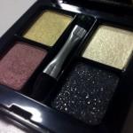 Quarteto de sombras Ônix da Adriane Galisteu para Bless Cosmetics