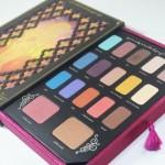 A paleta de sombras e blushes da Jasmine da Disney para Sephora