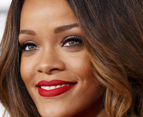 Rihanna é pisciana do dia 20/02.