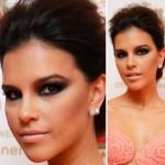 A maquiagem das famosas brasileiras em Cannes