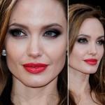 5 maquiagens com olho esfumado de Angelina Jolie