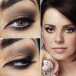 Tutorial - maquiagem neutra esfumada inspirada na Sandy