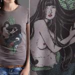 As camisetas super legais da Chico Rei (tem até de sereia!)