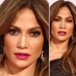 O esfumado marrom de Jennifer Lopez