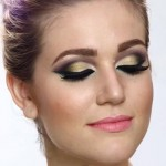 Maquiagem do Helder Marucci com paleta Pausa para Feminices