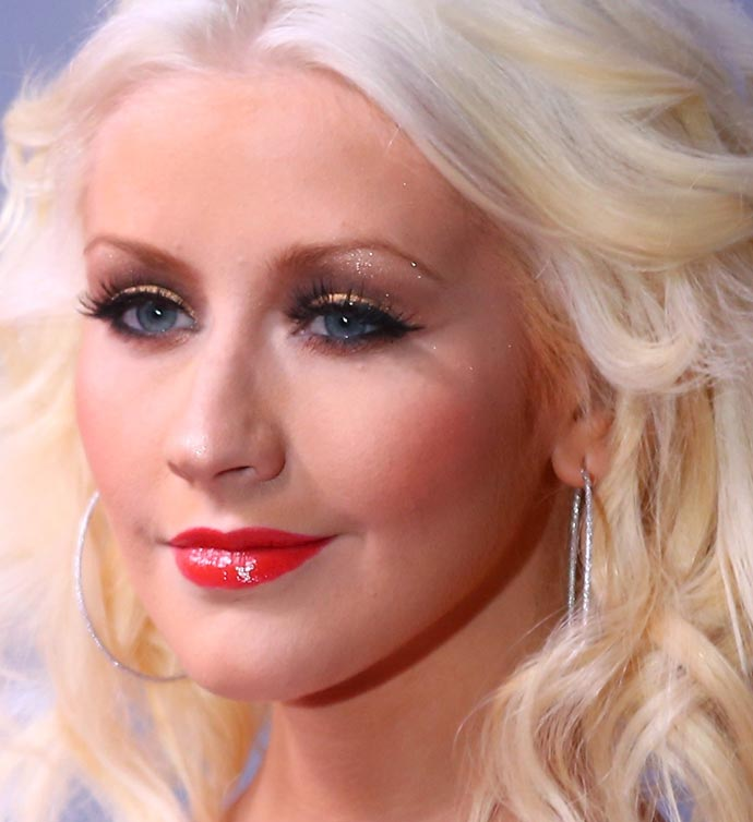 Christina Aguilera é sagitariana do dia 18/12.