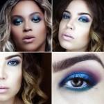 Tutorial inspirado em maquiagem de Beyoncé no clipe Mine