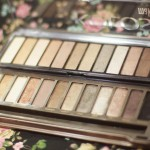 Naked Palette 2 da Urban Decay X Paleta Luxurious da Koloss