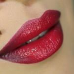 Tutorial - ombré lips com batom vermelho