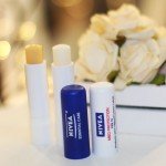 Protetor labial MED Protection e Essencial Care da NIVEA