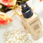 A base Liquid Halo da Smashbox
