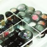A linha de organizadores de maquiagem da Vic Ceridono Dia de Beauté