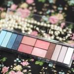 Paleta de sombras e blushes da Koloss