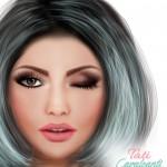 5 maquiagens com o batom Siren