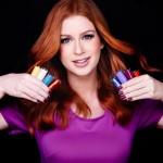 Marina Ruy Barbosa lança coleção de esmaltes