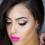 Tutorial - maquiagem inspirada em Katerina Graham