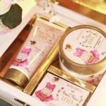 Alma de Flores Queen: sabonete e iluminadores corporais lindos e delicados!