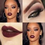 Tutorial - maquiagem lacradora da Rihanna