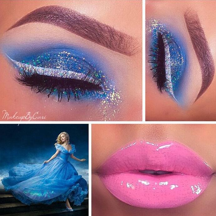cinderella-makeup