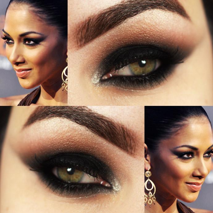 Nicole-Scherzinger-makeup-maquiagem