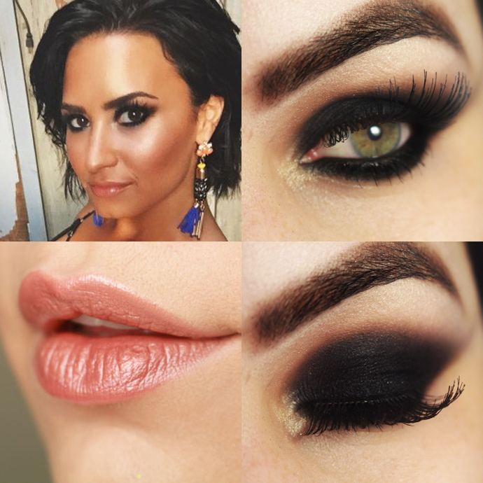 demi-lovato-Cool-for-the-summer-makeup