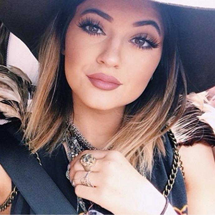 Kylie Jenner é leonina do dia 10 de agosto.