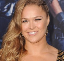 Ronda Rousey é aquariana do dia 01/02.
