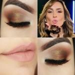 Tutorial - maquiagem da Claudia Leitte no The Voice Brasil