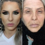 Tutorial Old Woman para o Halloween