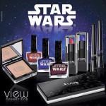 Maquiagens e esmaltes Star Wars e convite especial!