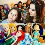 Comprinhas na Disney com Sabrina - PARTE 2