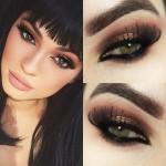 Tutorial - Maquiagem Ponto de Luz Poderosa da Kylie Jenner