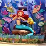 Minha viagem dos sonhos no Hotel da Ariel na Disney