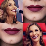 O batom da Ivete Sangalo na final do The Voice Kids